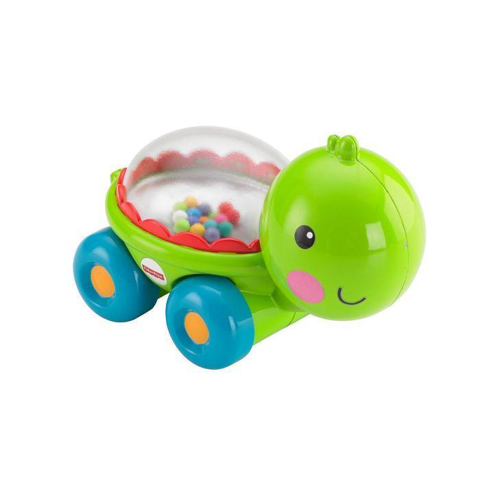 """Развивающая игрушка """"Черепашка, бегемотик, тигрёнок, слонёнок"""" с прыгающими шариками, МИКС"""