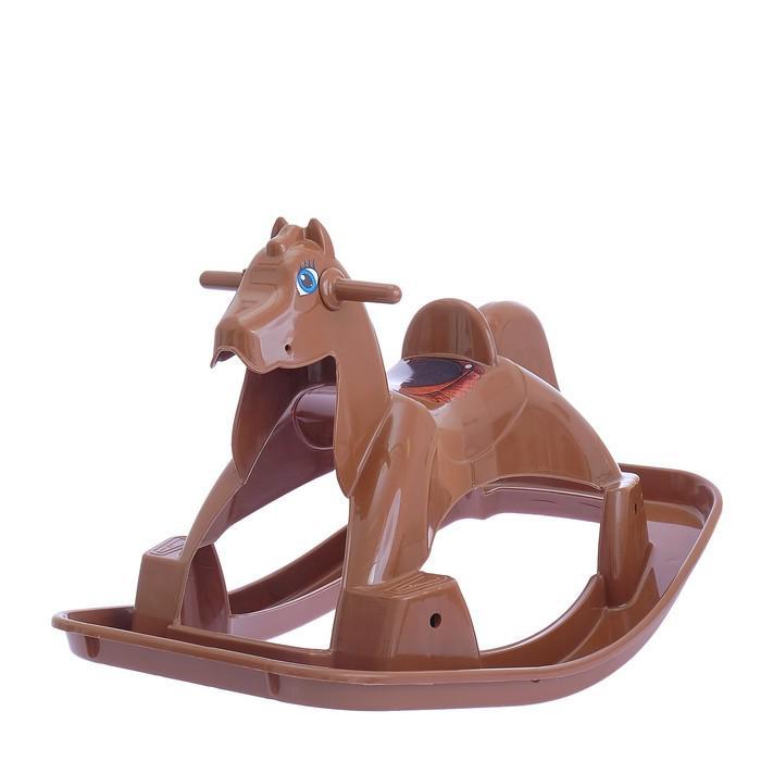 Игрушка детская «Лошадка-качалка»