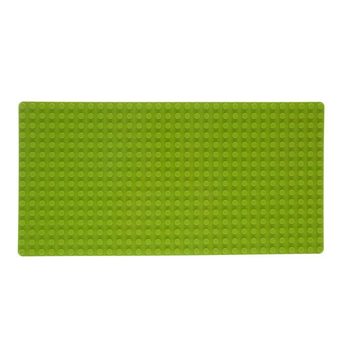 Пластина-основание для блочного конструктора 51 х 25,5 см