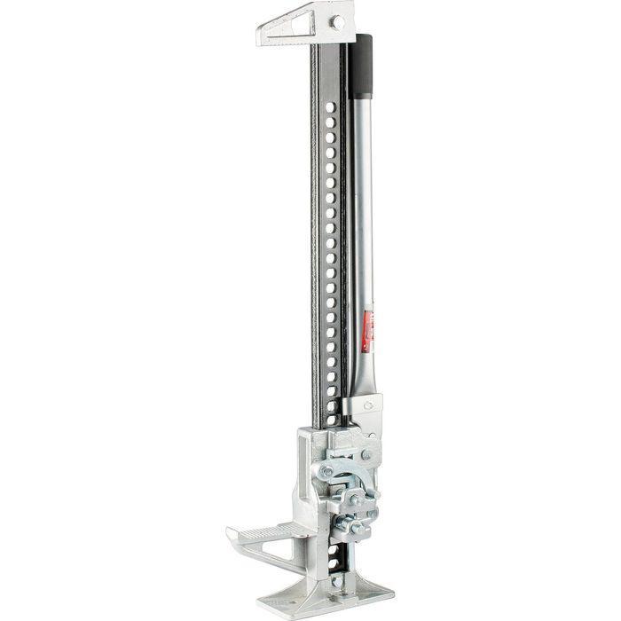 Домкрат реечный MATRIX 505195, 3 т, подхват 135 мм, подъем 1315 мм, High Jack