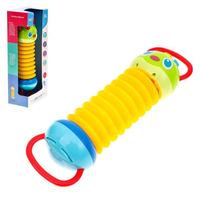 Музыкальная игрушка «Гармошка» со звуковыми эффектами
