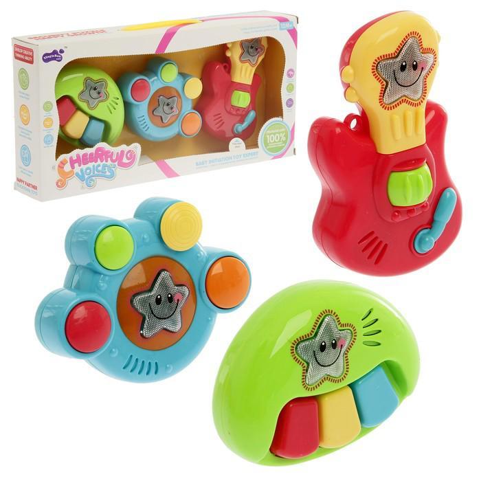 Музыкальные игрушки «Дирижёр», световой и звуковой эффект