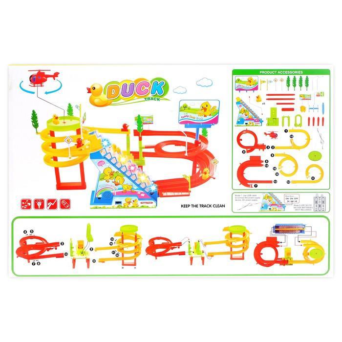 Развивающая игрушка «Аттракцион», световые и звуковые эффекты