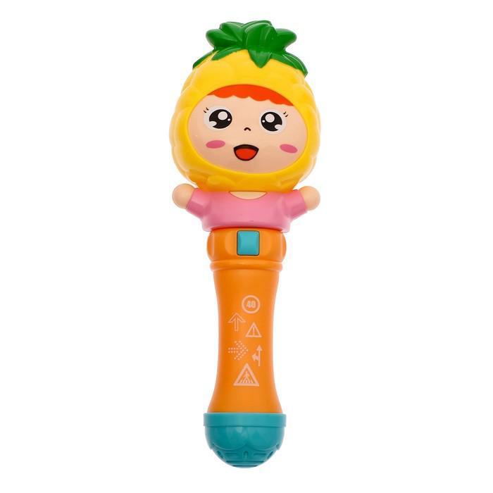 Развивающая игрушка «Ягодки», со световыми и звуковыми эффектами, МИКС