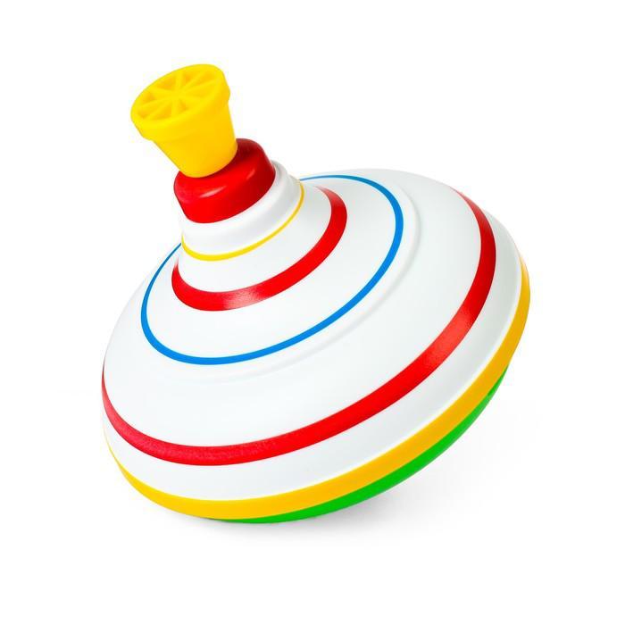 Юла в п/п пакете, диаметр - 14 см