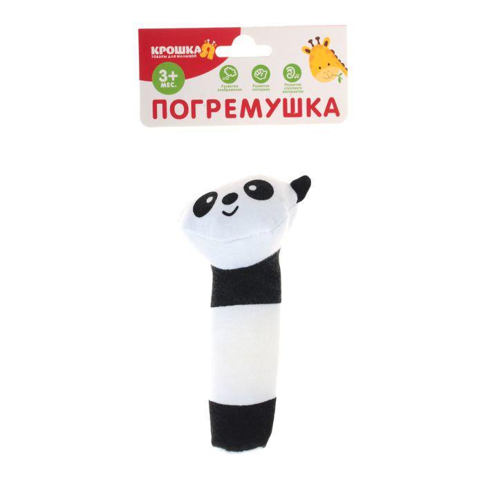 Мягкая игрушка с пищалкой «Панда»