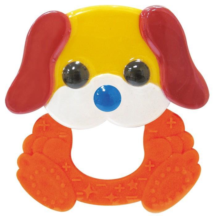 Погремушка «Собачка», цвета МИКС