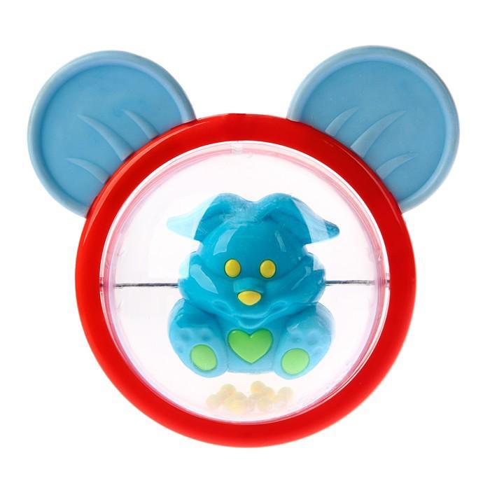 Погремушка «Крошка Я», цвета МИКС