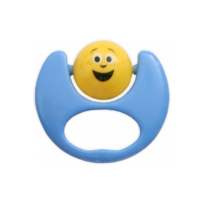 Погремушка «Веселый шарик» МИКС