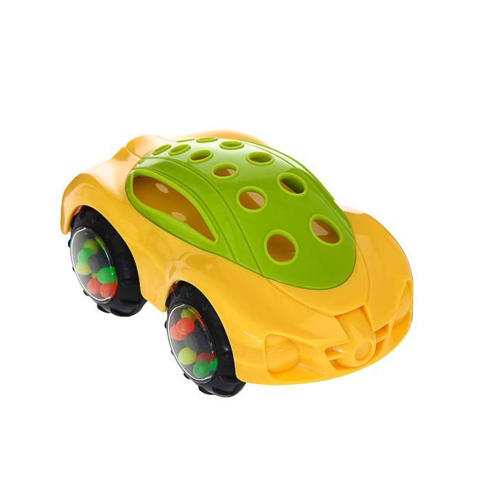 Погремушка «Машинка № 7»