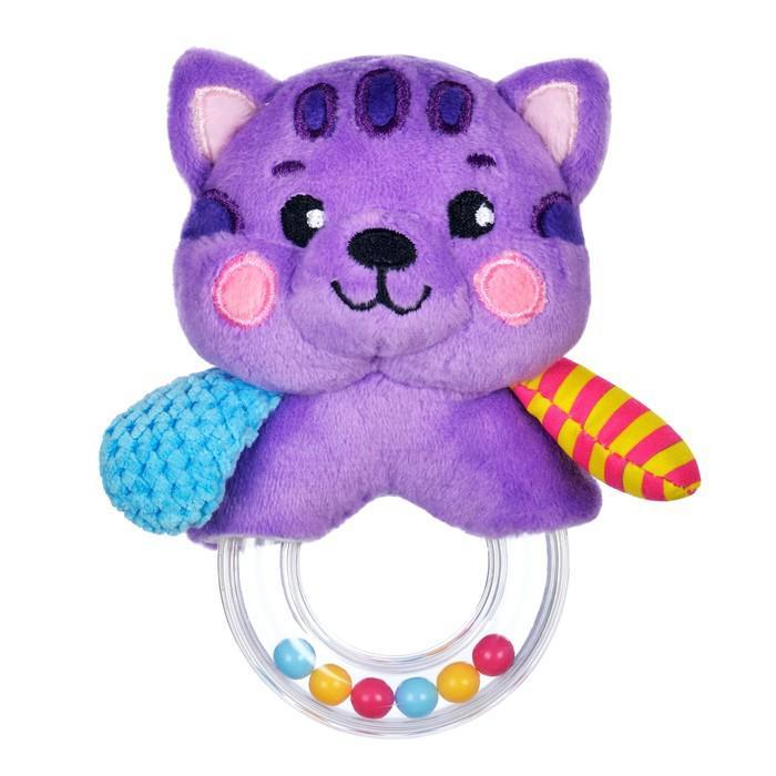 Погремушка «Котик»