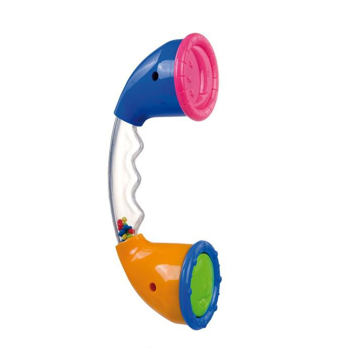 "Погремушка ""Телефон"", возраст 0+, цвет МИКС"