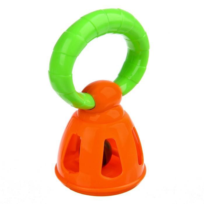 Набор погремушек «Для малыша № 2», 6 шт., цвета МИКС