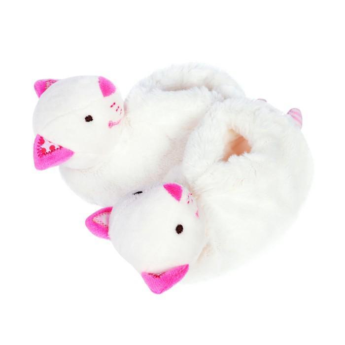 Носочки-погремушки «Кошечка Кити»
