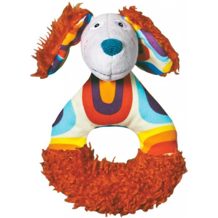 Погремушка Ebulobo «Пёсик Тони»