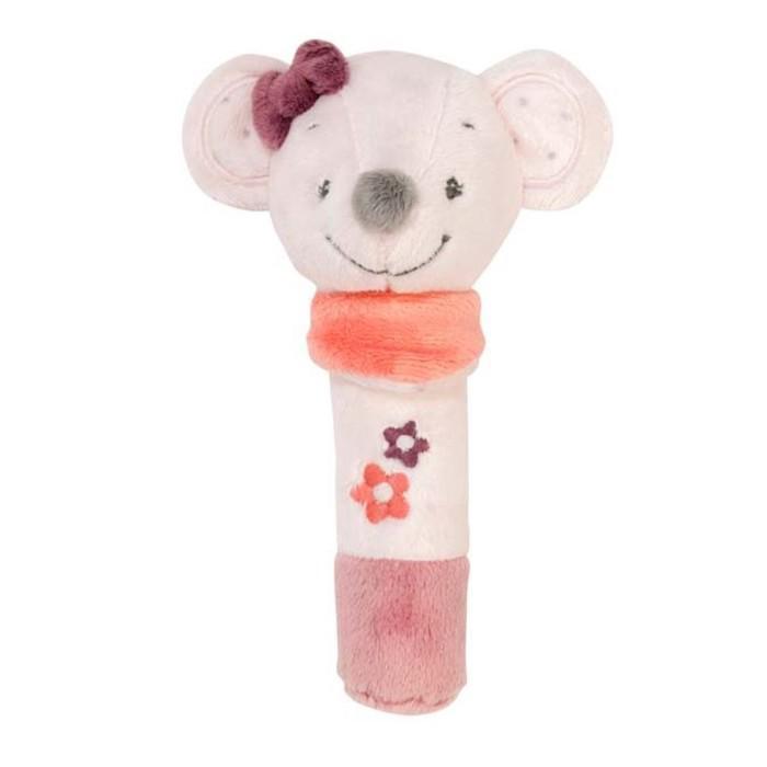 Игрушка мягкая Nattou Cri-Cris Adele & Valentine «Мышка»