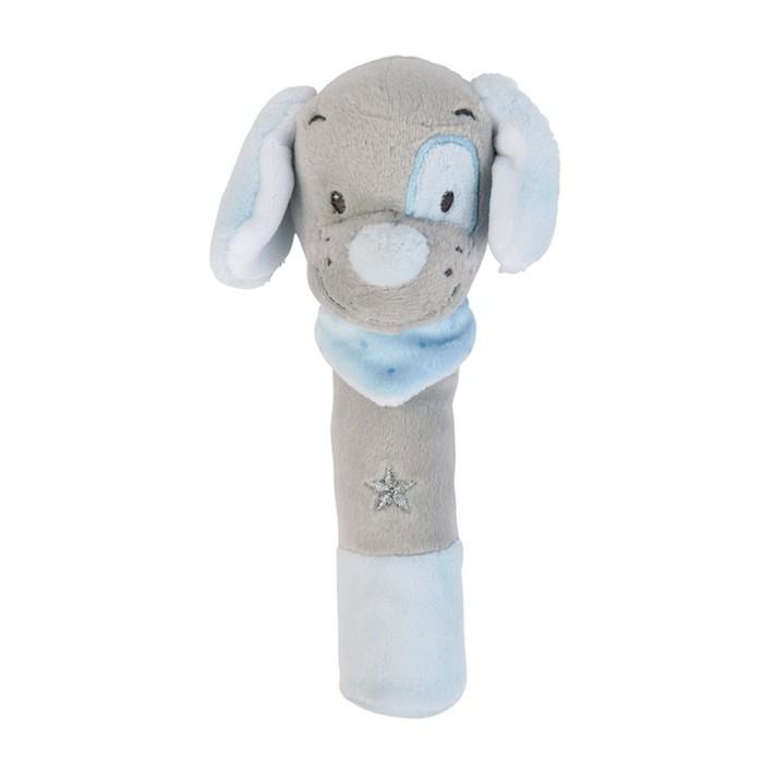 Игрушка мягкая Nattou Cri-Cris Nattou Cri-Cris Sam & Toby «Собачка»