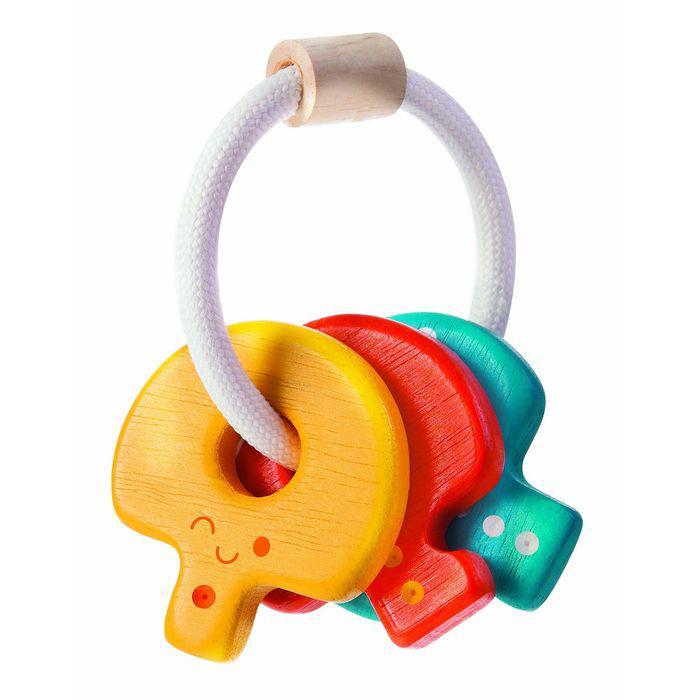Музыкальная игрушка погремушка «Ключи»