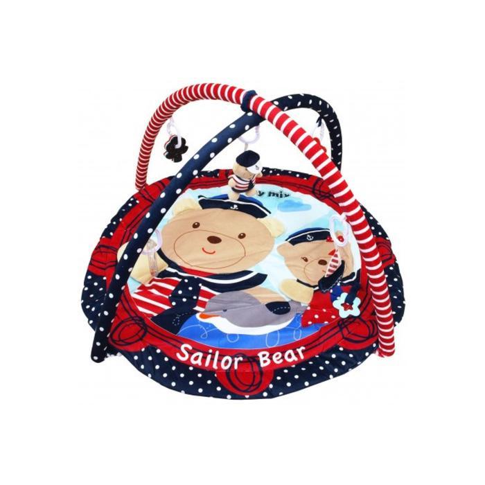 Развивающий коврик Sailor Bear