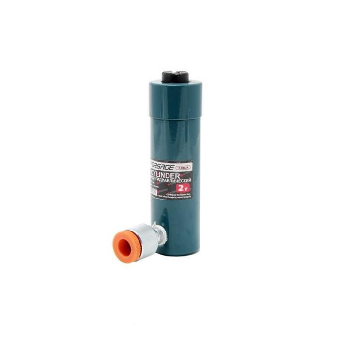 Цилиндр гидравлический Forsage F-0202, обратного действия, 2 т, ход штока 120 мм, 616 бар