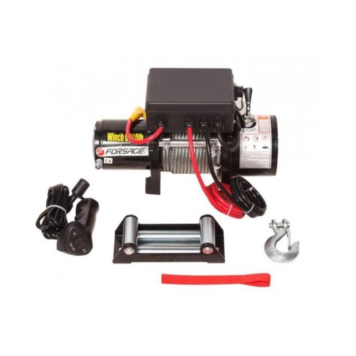 Электролебедка автомобильная Forsage F-TRH96000-1