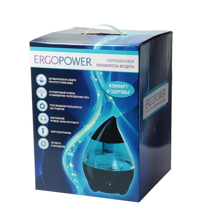 Увлажнитель Ergopower, черный ER HQ604