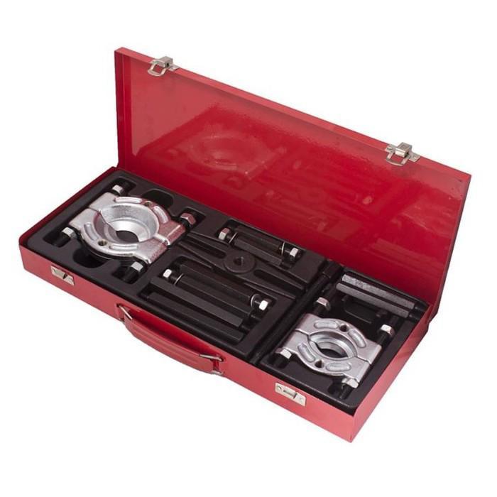 Набор съемников сегментного типа Forsage F-04J1004, 30-50 мм, 50-75 мм, 12пр., кейс