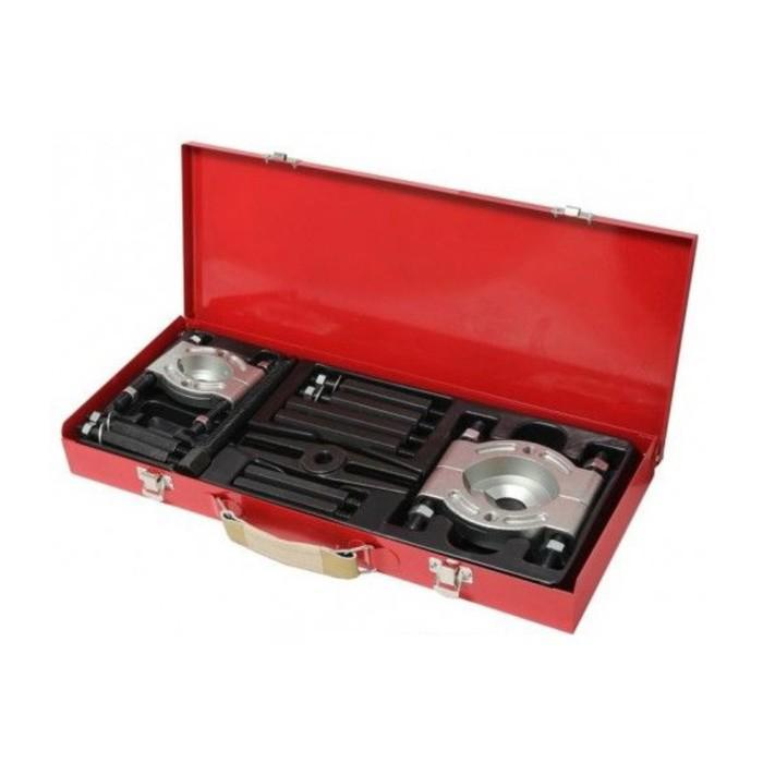 Набор съемников сегментного типа Forsage F-66609, 30-50, 50-75 мм, 12 пр., кейс