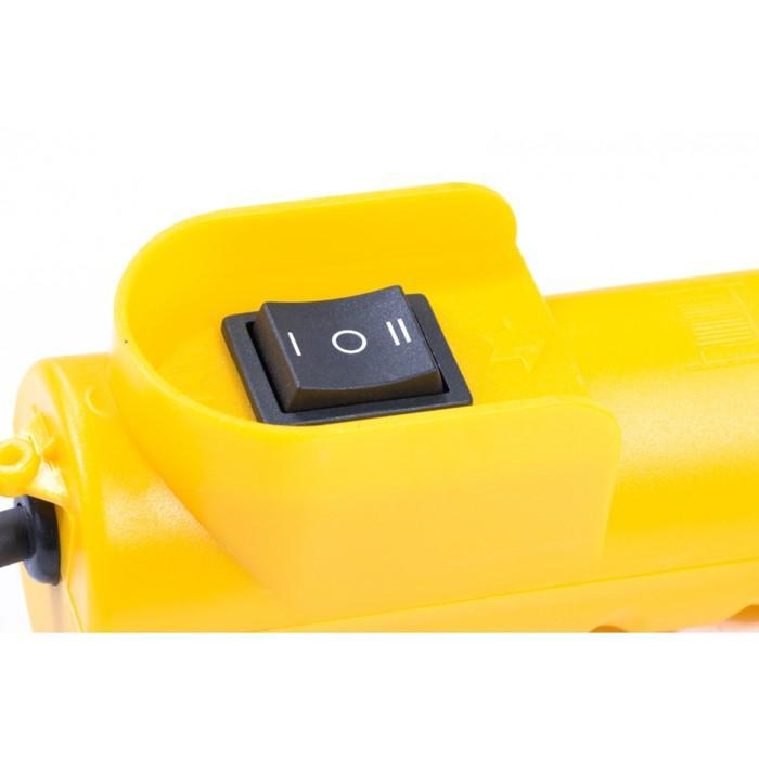 Каретка Denzel 52009, электрическая, для тельфера T-1000, 1 т, 540 Вт