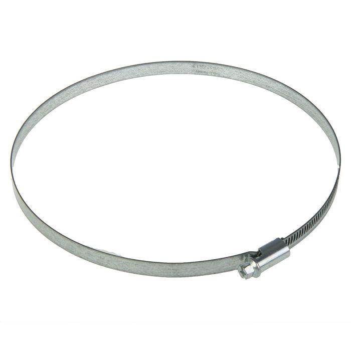 Хомут червячный NORMA, диаметр 150-170 мм, ширина ленты 9 мм, оцинкованный