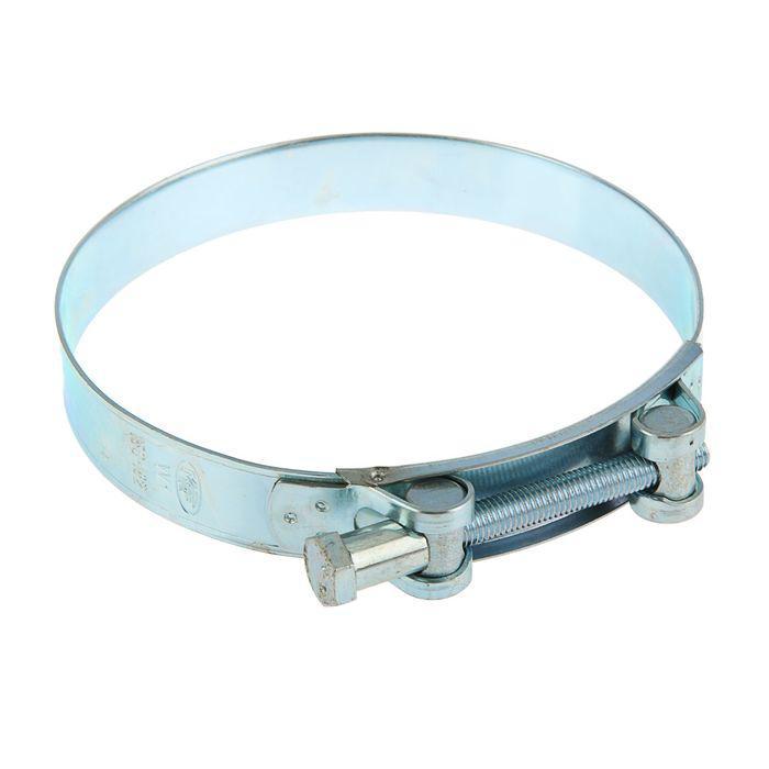 Силовой хомут MGF, диаметр 149-161 мм, оцинк.