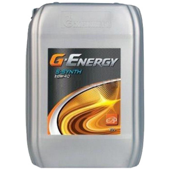 Масло моторное G-Energy S Synth 10W-40 API SL/CF, 20 л