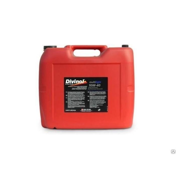 Масло моторное DIVINOL Multilight 10w-40, 20 л