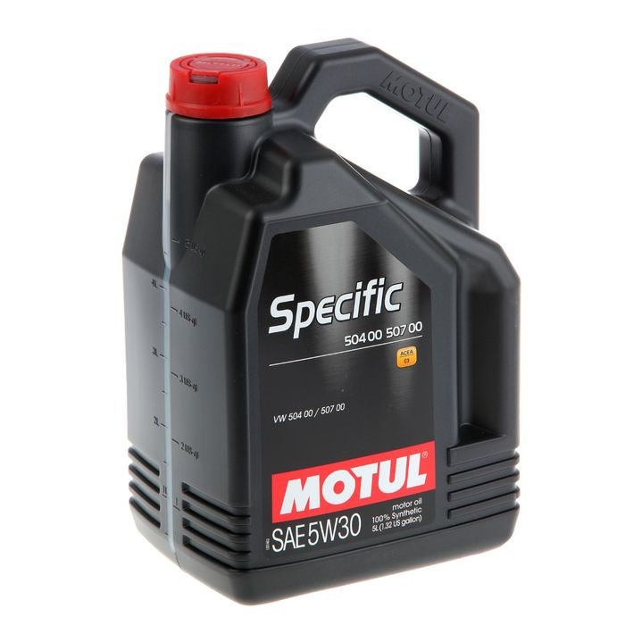 Моторное масло MOTUL Specific VW 50400/50700 5W-30, 5 л