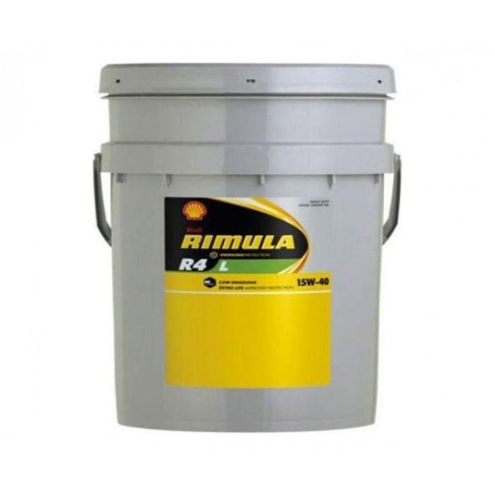 Масло моторное Shell Helix RIMULA R4 L 15W-40, 20 л