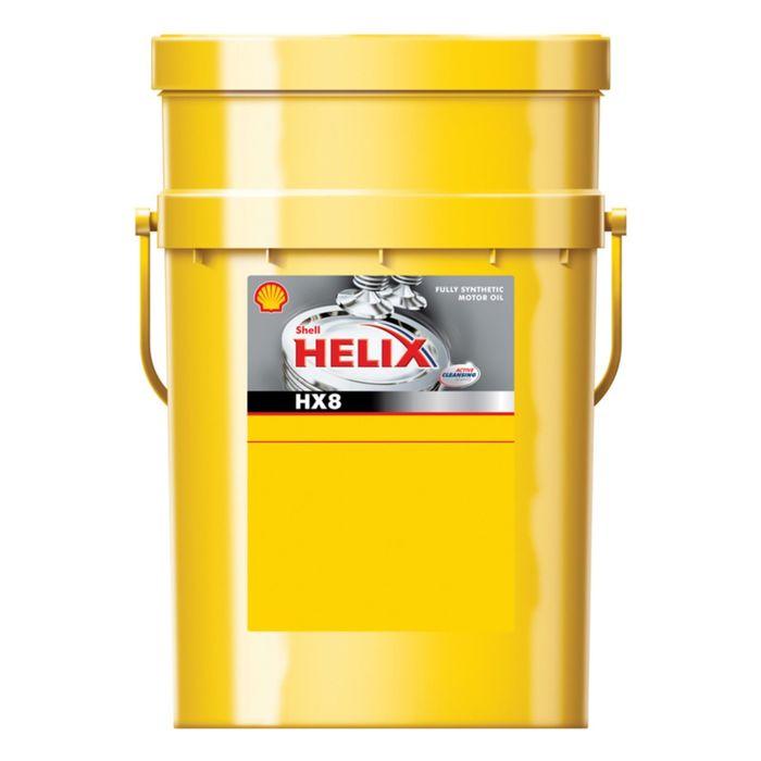 Масло моторное Shell Helix HX8 5W-30, 20 л