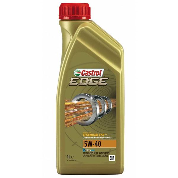 Моторное масло Castrol EDGE 5W-40 C3 1 литр