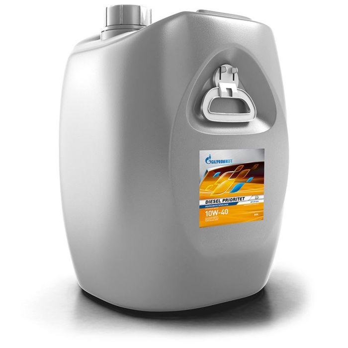 Масло моторное Gazpromneft Diesel Prioritet 10W-40, 50 л