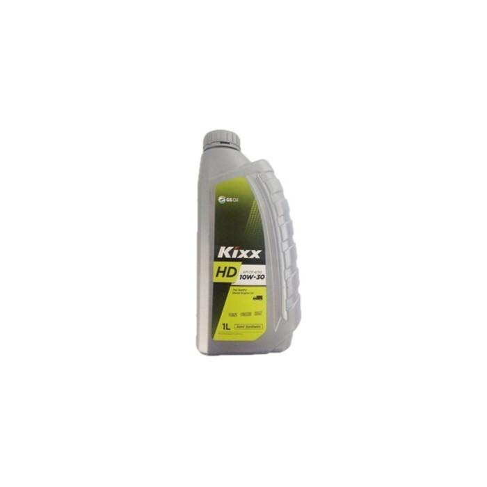 Масло моторное  Kixx HD CF-4 10W-30 Dynamic, 1 л