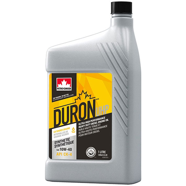 Моторное масло Petro-Canada Duron UHP 10w40 4л.