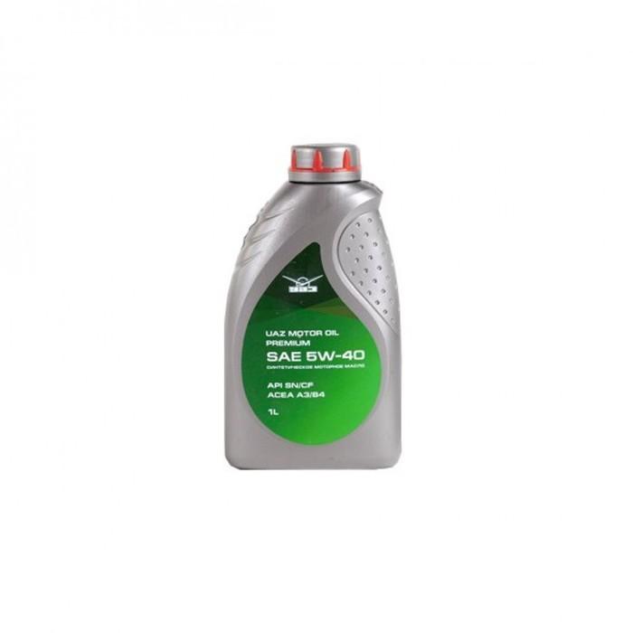 Моторное масло Лукойл UAZ Motor Oil Premium 5W-40, 1 л