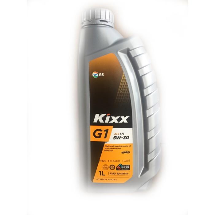 Масло моторное Kixx G1 SN Plus 5W-30, 1 л