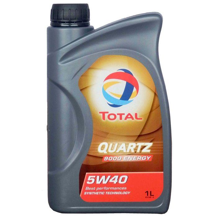Масло моторное Total Quartz 9000 ENERGY 5W-40, 1 л