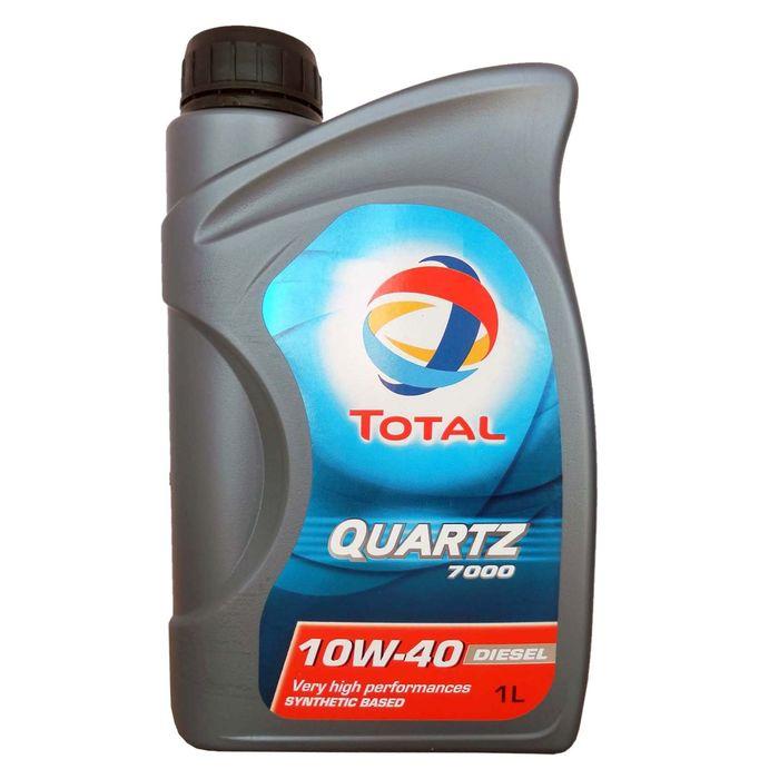 Масло моторное Total Quartz 7000 Diesel 10W-40, 1 л