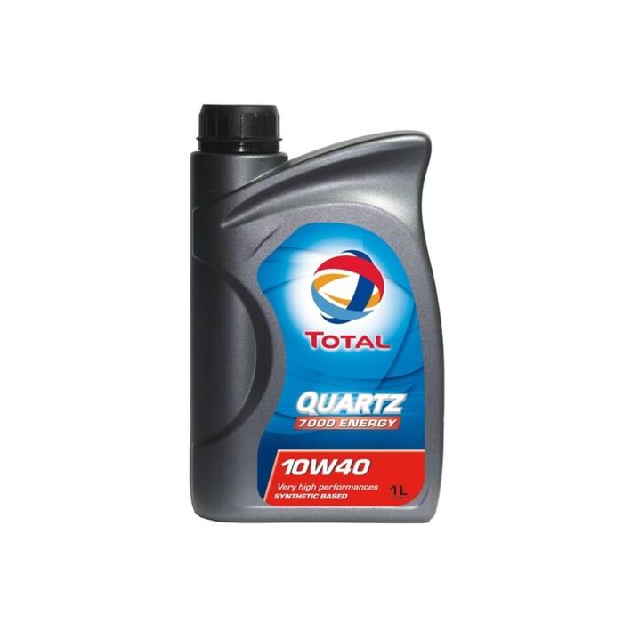 Масло моторное Total Quartz 7000 10W-40, 1 л