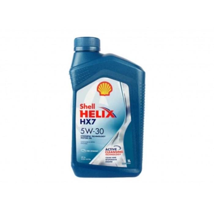 Масло моторное Shell Helix HX7 5W-30, 1 л