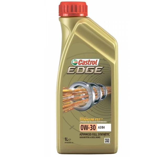 Моторное масло Castrol EDGE 0W-30 A3/B4 1 литр