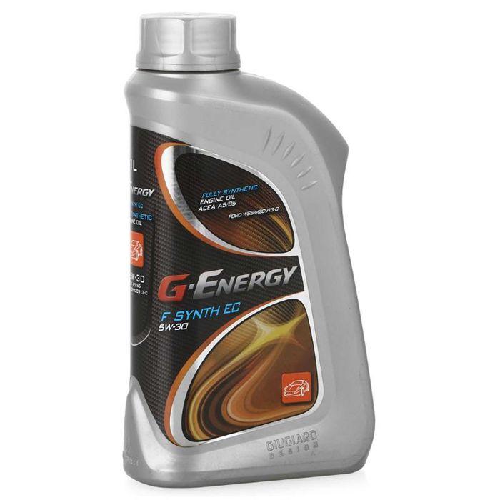 Масло моторное G-Energy F Synth EC 5W-30, 1 л