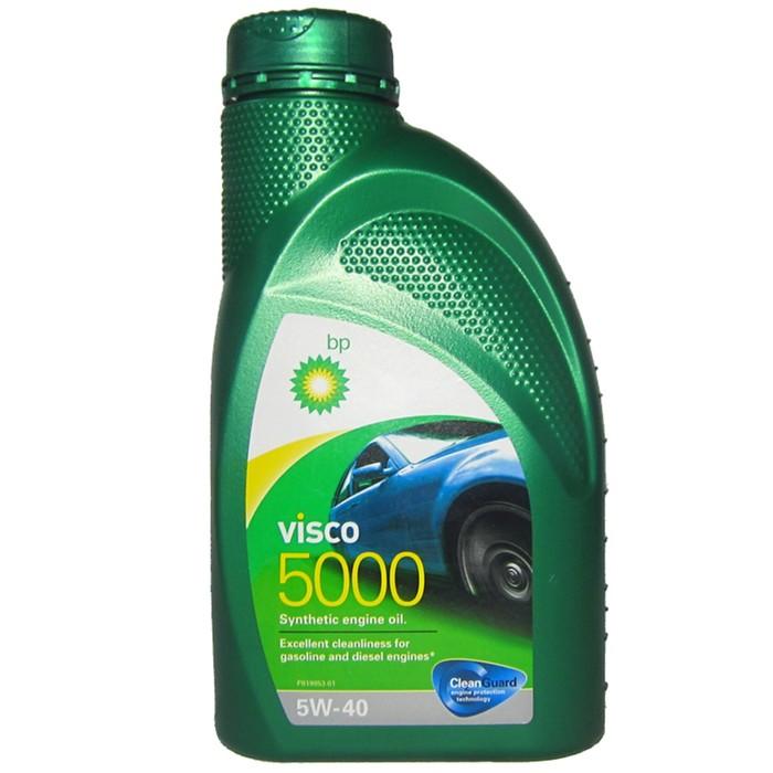 Масло моторное Visco 5000 5W-40, 1 л