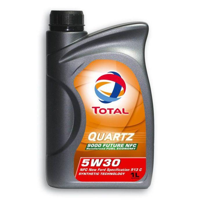 Масло моторное Total Quartz 9000 Future NFC 5W30, 1 л